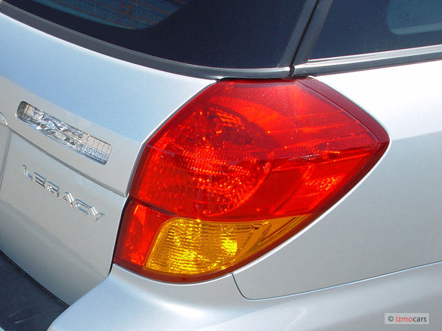 Image 2007 Subaru Legacy Wagon 4 Door H4 Mt Tail Light
