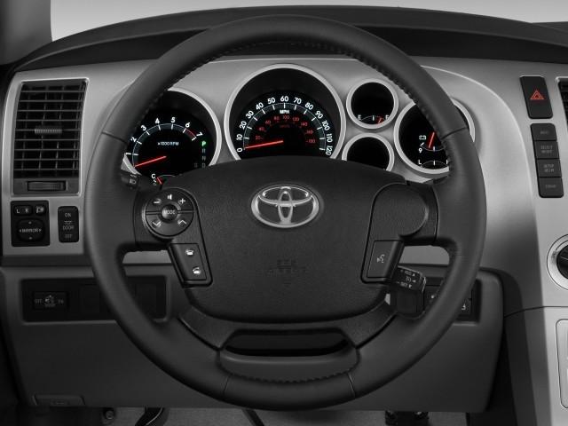 Image 2008 Toyota Tundra Crewmax 5 7l V8 6 Spd At Ltd