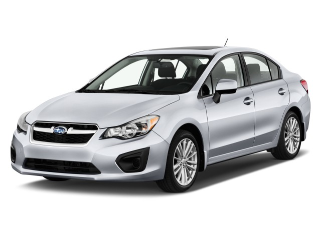 2014 Subaru Impreza Review Ratings Specs Prices And
