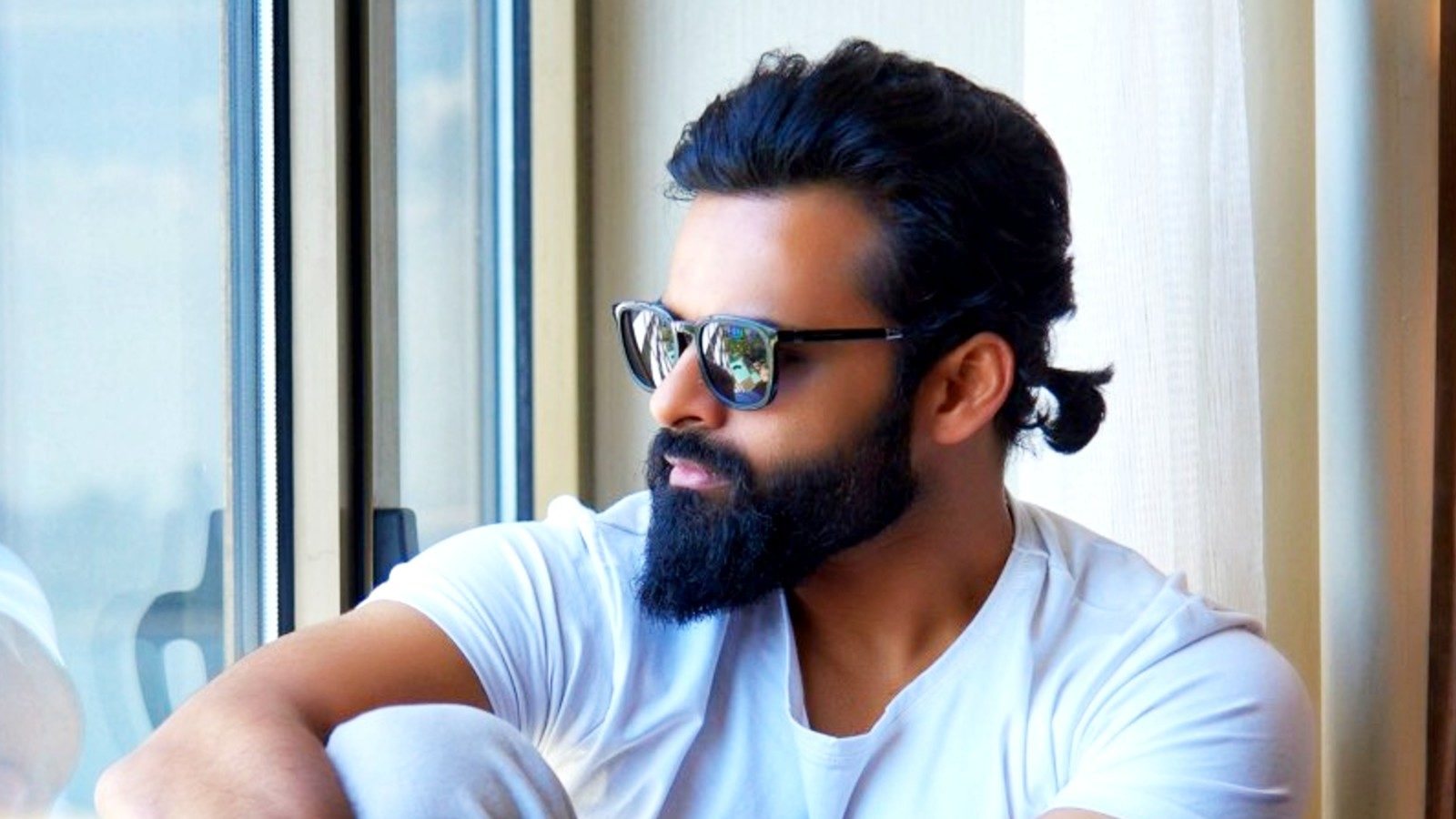 Sai Dharam Tej accident update ghmc fined 1 lakh rupee to Aurobindo Constructions bhojpuri South raya - Stuff Unknown