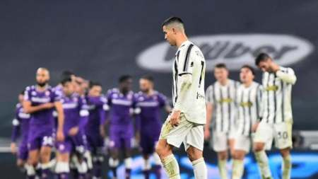 Juventus Lose 3-0 In First League Defeat Of Season | Hindustan Times