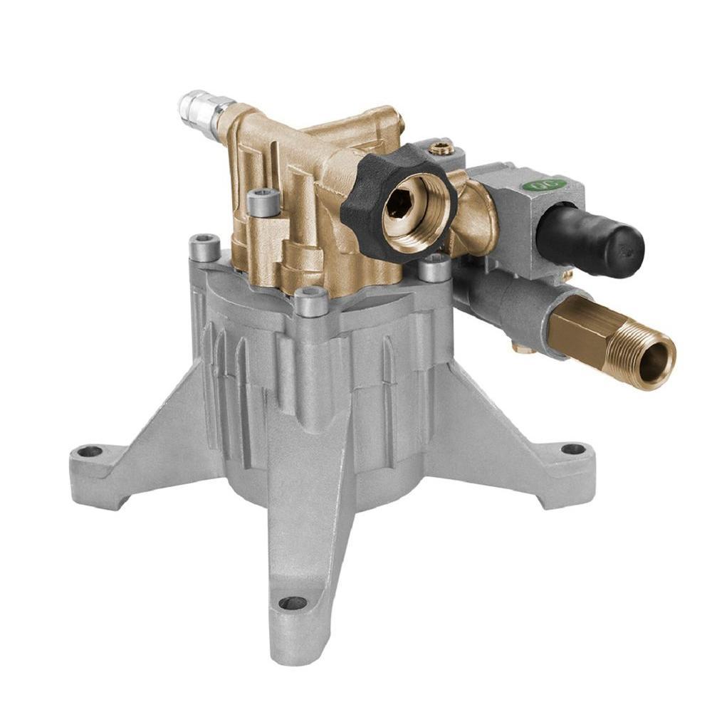 Powerfit Vertical Brass 3100 Psi Maximum Pressure Washer
