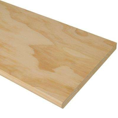 Stair Treads Risers Stair Parts The Home Depot | Wood Stairs Home Depot | Treads | Carpeted Stairs | Stair Railing | Oak Stair Nose | Laminate Flooring