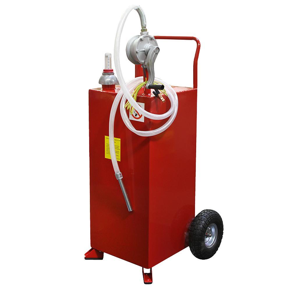 Personal Gasoline Storage