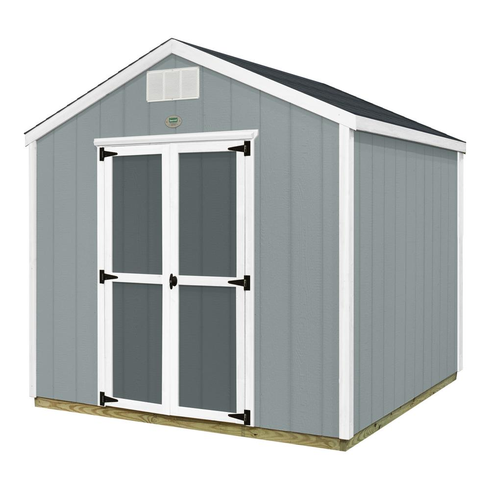 Small Storage Shed Lawn Mower