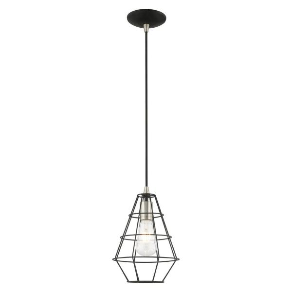 geometric mini pendant light # 62