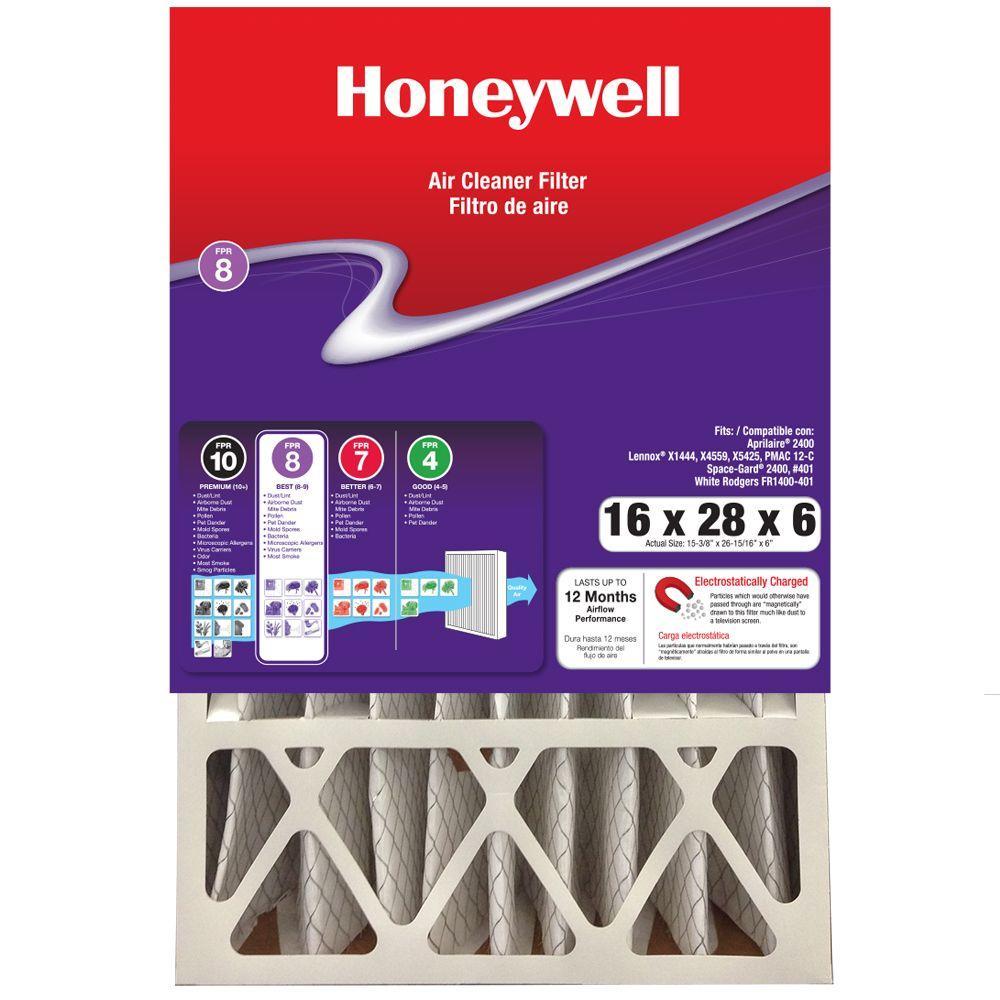 Filters Air Honeywell Logo Hvac