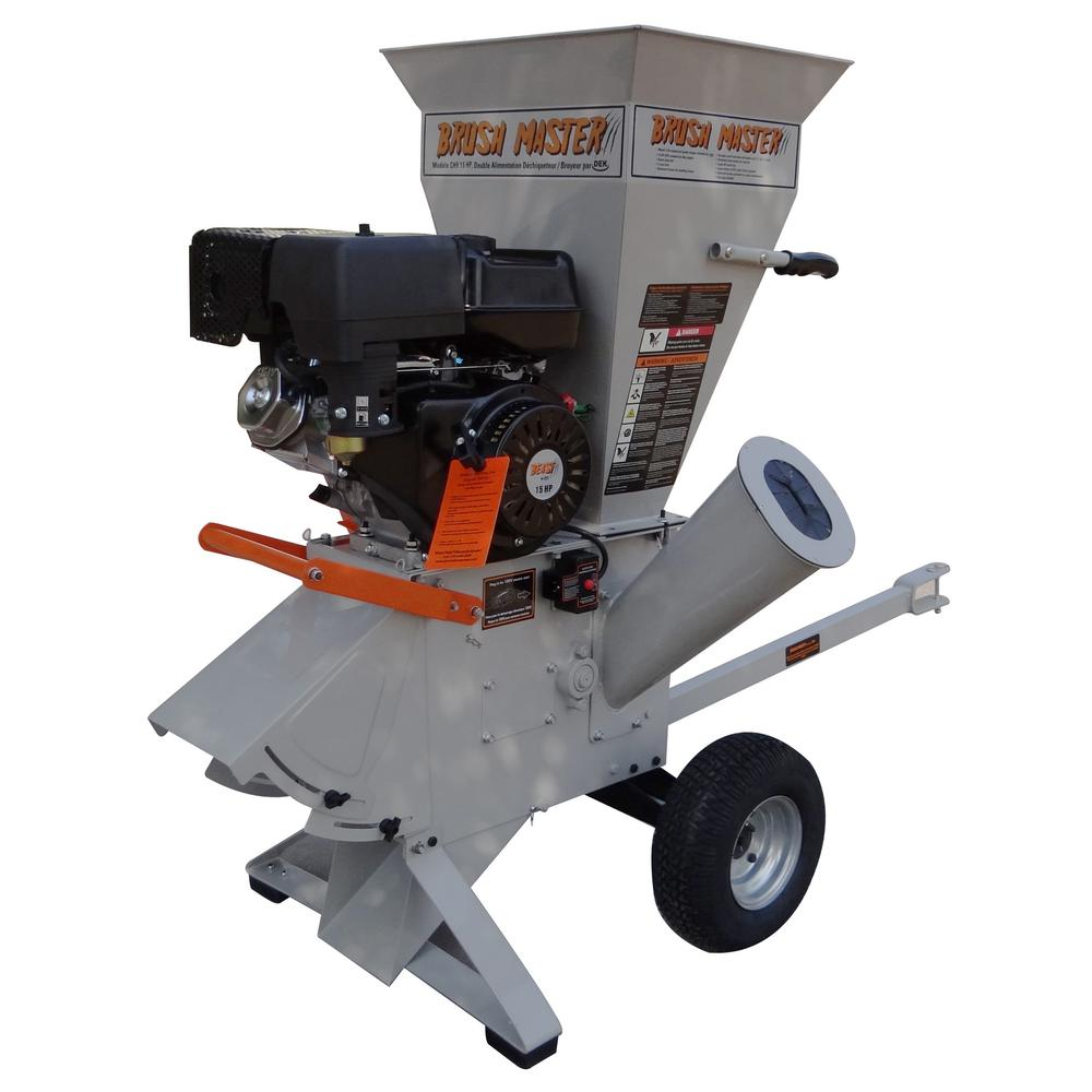 Brush Master Chipper Shredder