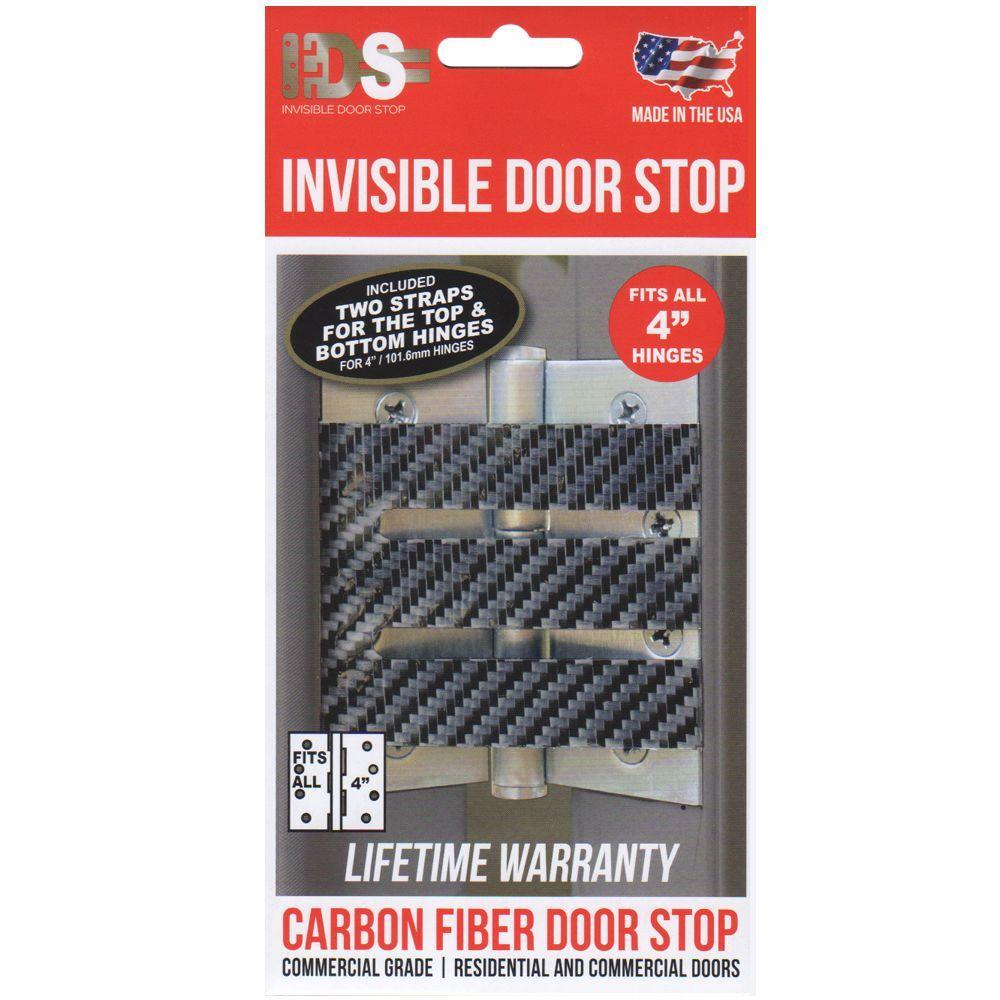 Ids 4 In Carbon Fiber Matte Hinge Stop Exterior