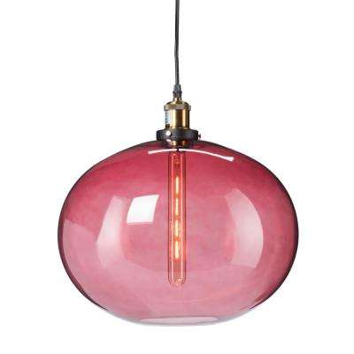 pendant lighting pink # 25
