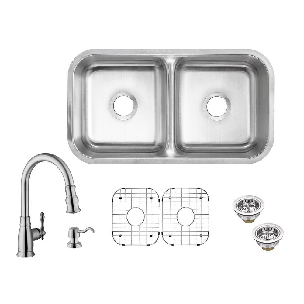 60 Undermount 40 Kitchen Sink Sink Prep