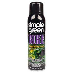 Simple Green   Degreasers   Kitchen Cleaners   The Home Depot Bike Cleaner and Degreaser Aerosol