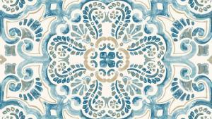 FloorPops Fontaine Peel And Stick Floor Tiles 12 In X 12