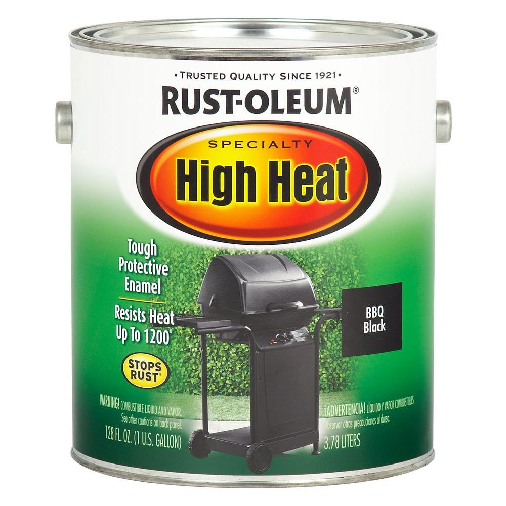 Oleum Paint Rust Ultra Heat High