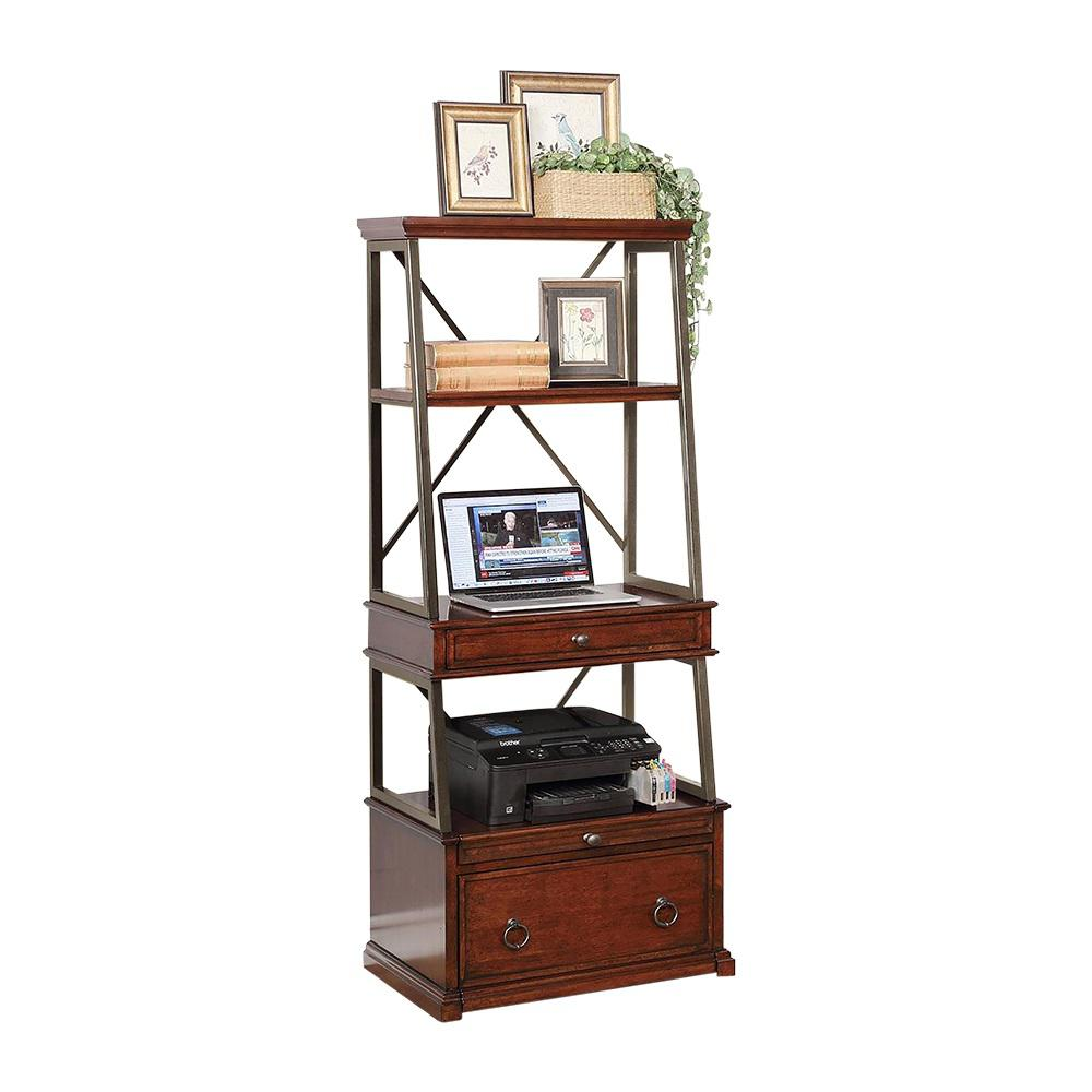 Sauder Cherry Lateral File