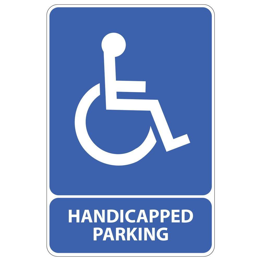 How Get Handicap Parking Sign