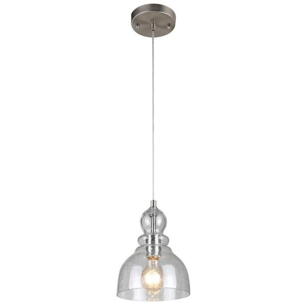 mini pendant lights at home depot # 4