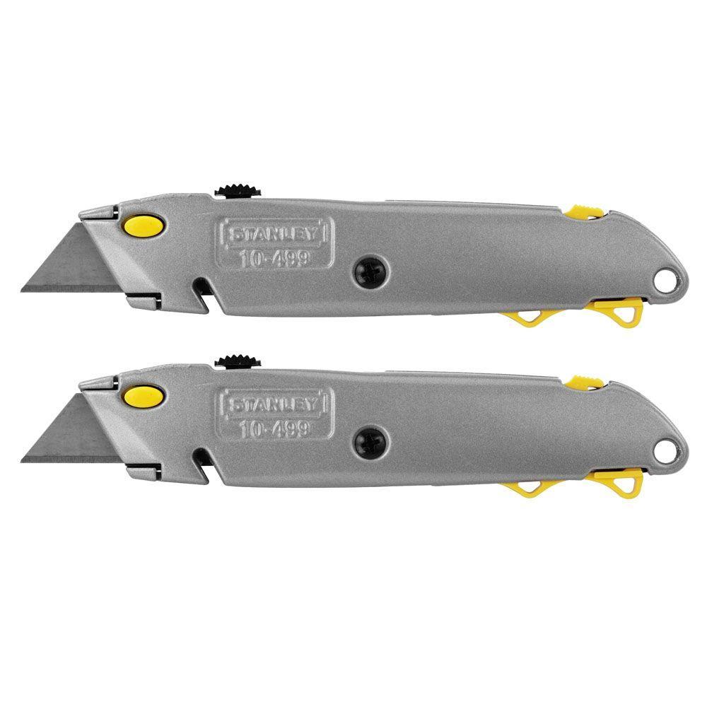 Knife Stanley Change Blade Utility