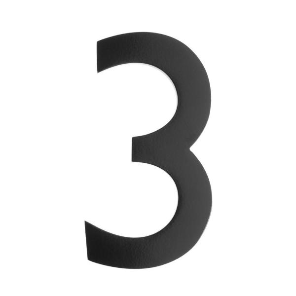 number 3 # 0