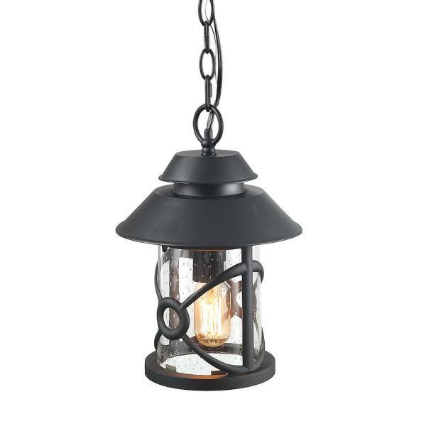 lantern pendant with shade # 9