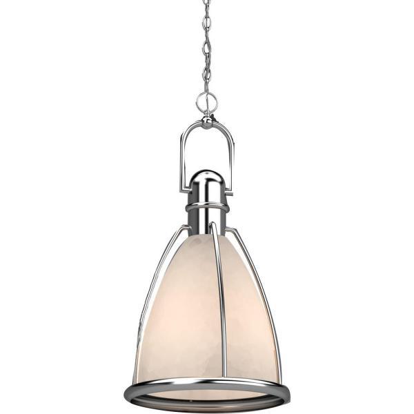 lantern pendant with shade # 6