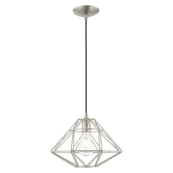 geometric mini pendant light # 24