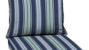 Arden Selections 24 X 24 Sapphire Aurora Stripe 2 Piece