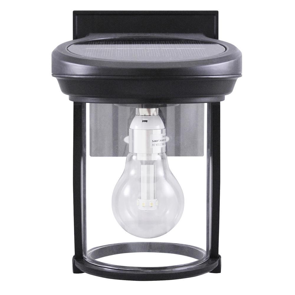 Solar Coach Lamps