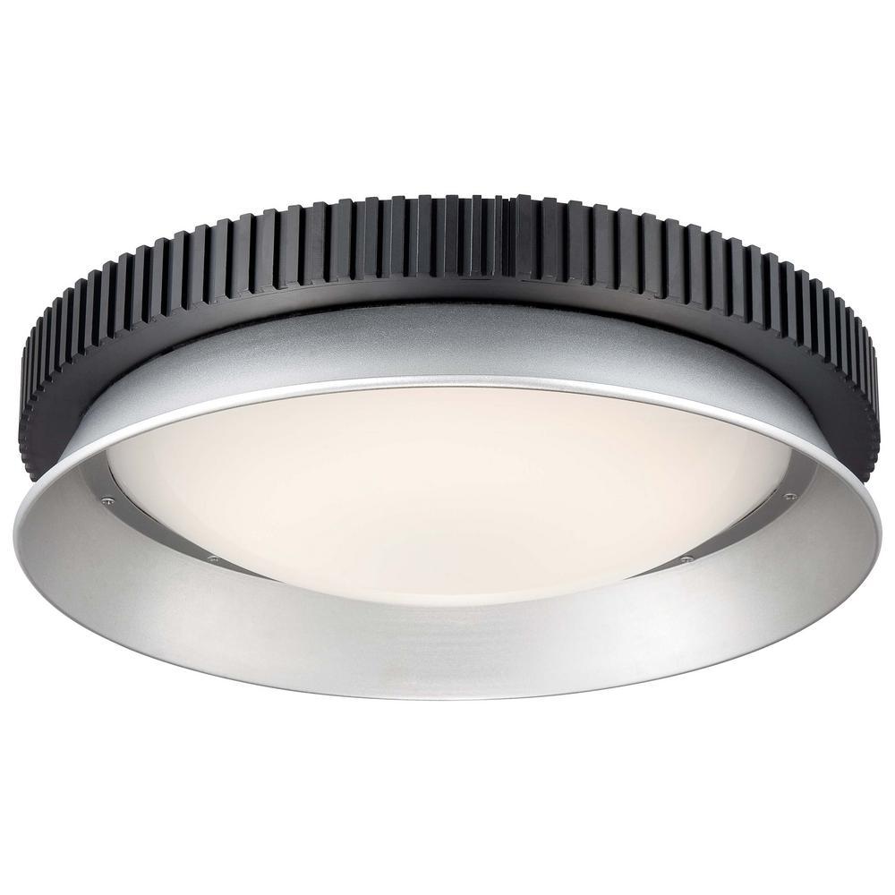 Led Nickel Bathroom Vanity Home Depot Light Fixtures 3
