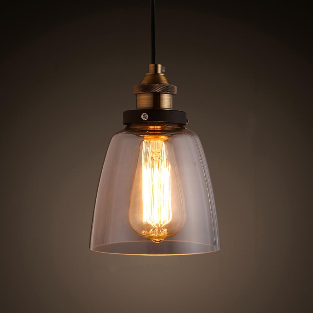 Mirrored Light Bulb