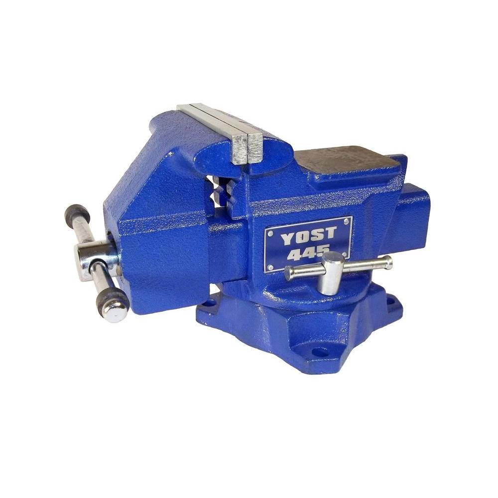 Yost 4 1 2 In Apprentice Series Utility Bench Vise 445
