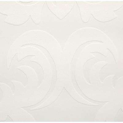 White   Wallpaper   Decor   The Home Depot 56