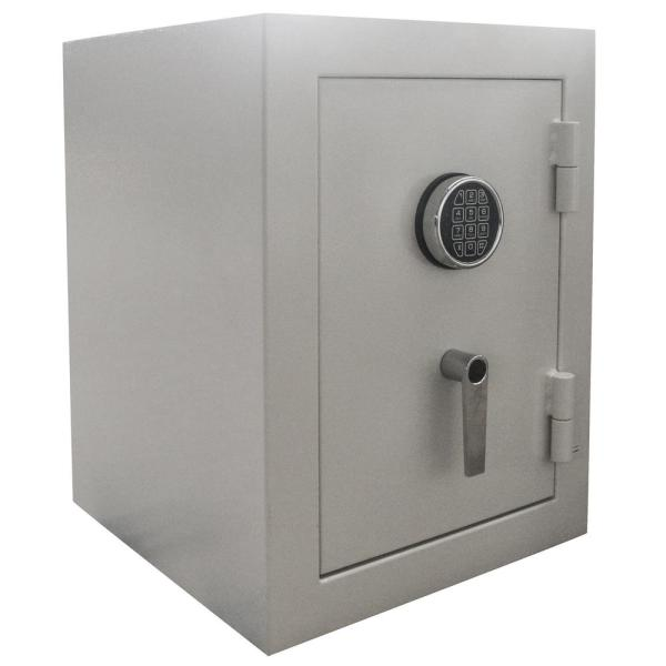 Electronic wall safes home   Safe Lock Boxes   Compare Prices at Nextag Buffalo 3 32 cu  ft  Steel Jewelry Wall Safe with Electro