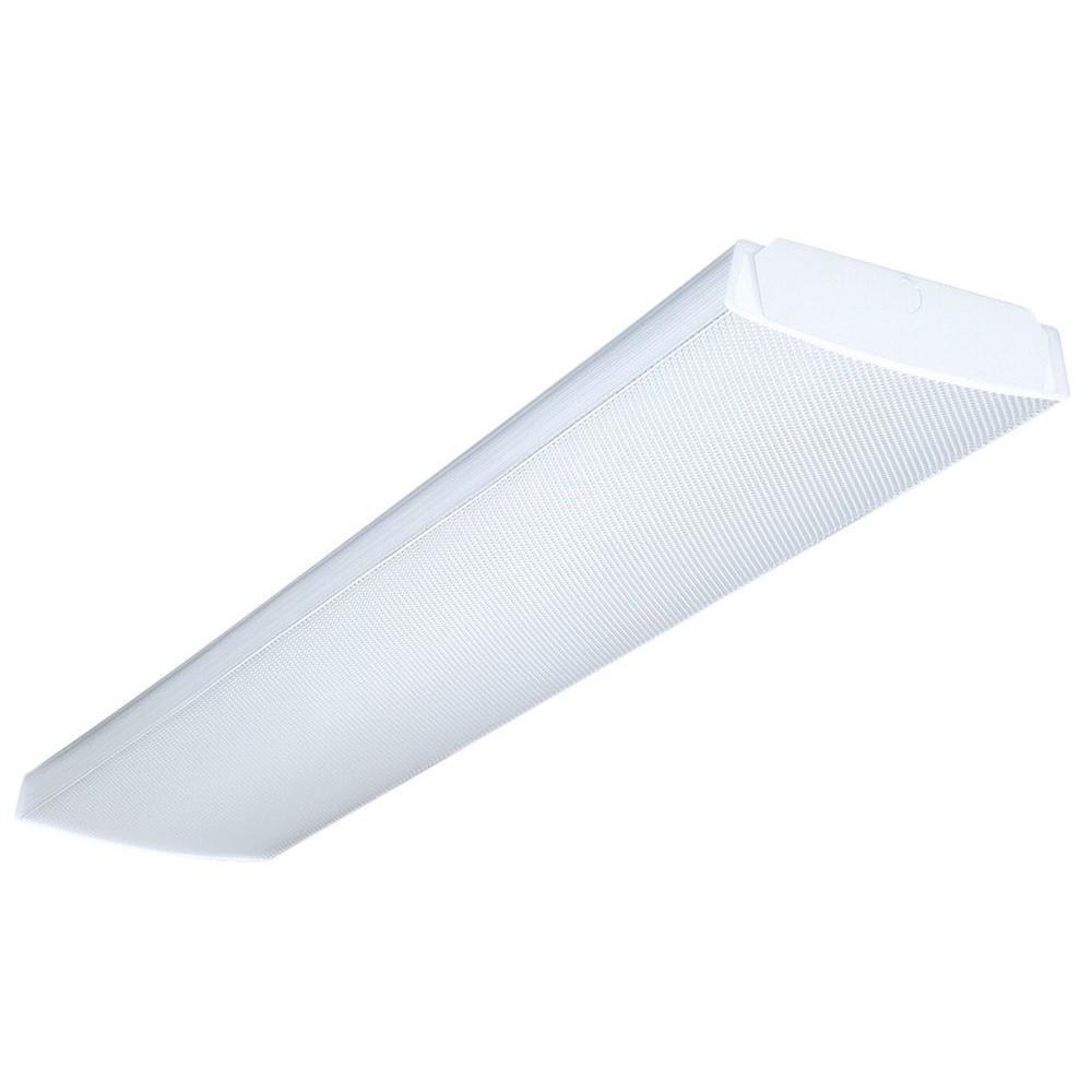 Fluorescent 4 Bulb Light Fixture