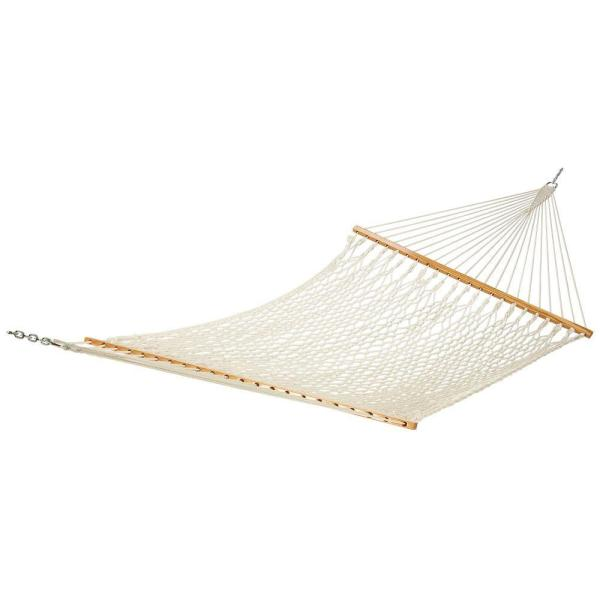 13 ft  Cotton Rope Hammock PC 13RPCNP   The Home Depot Cotton Rope Hammock