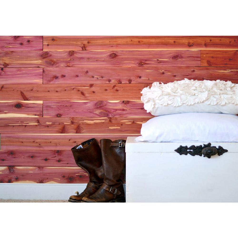 Flooring Home Depot Closet Cedar
