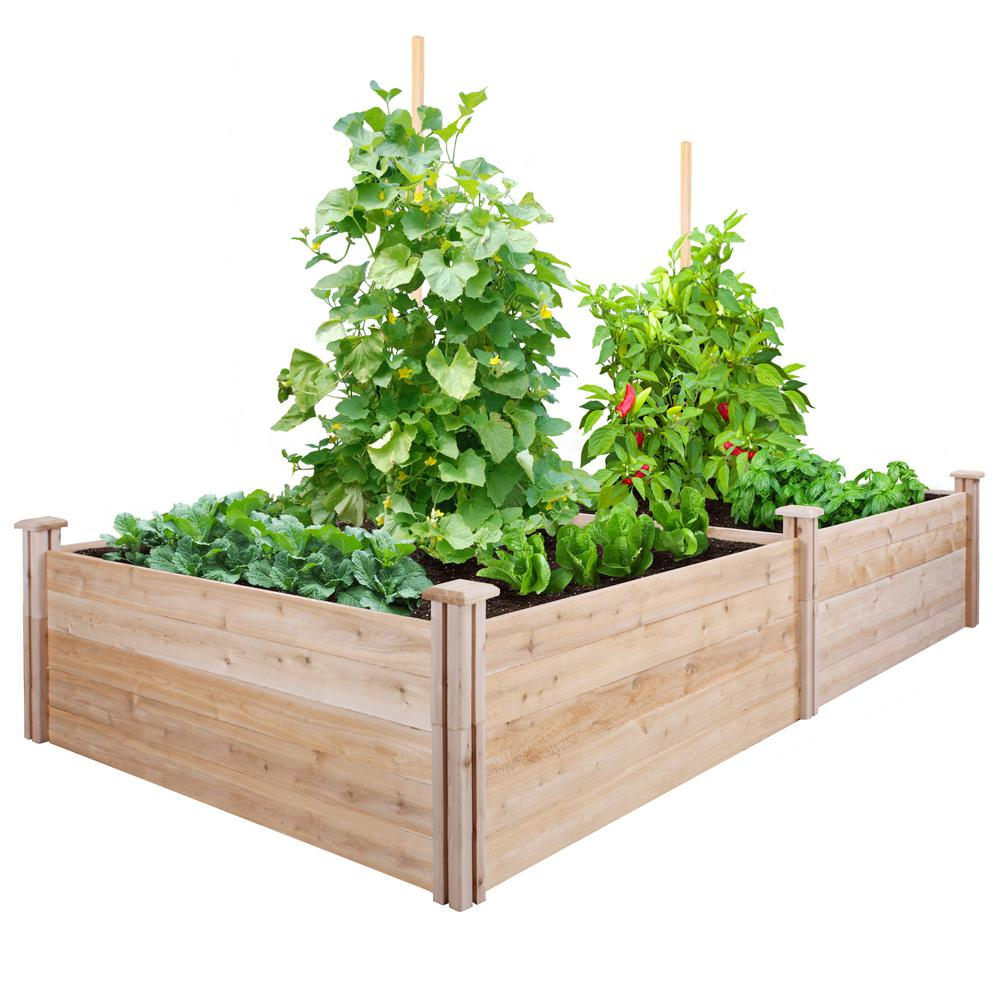 Home Depot Raised Bed