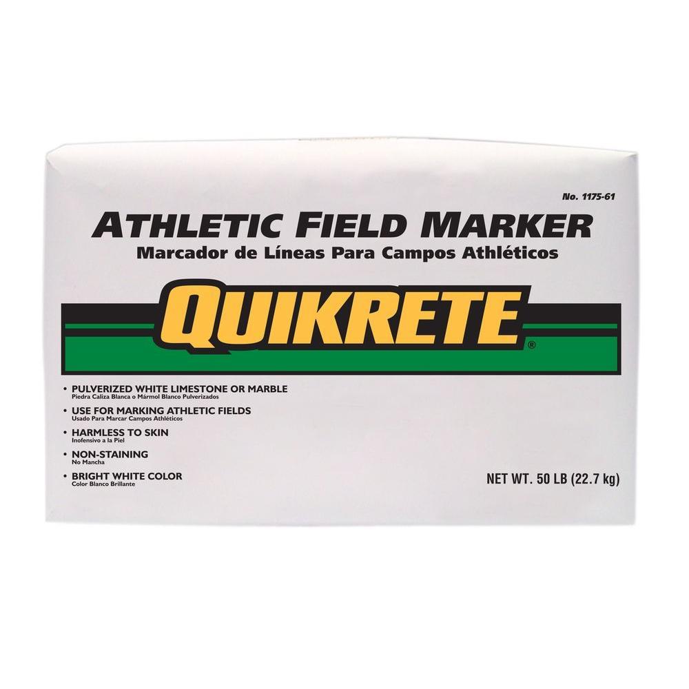 50 Setting Concrete Quikrete Fast Lb Mix