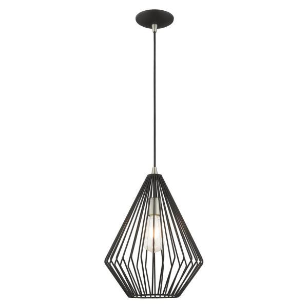 geometric mini pendant light # 6
