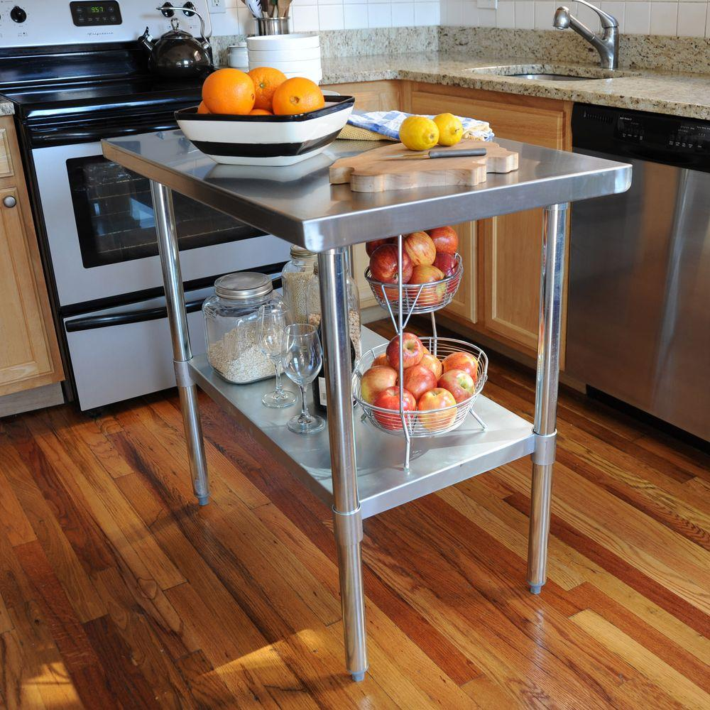 Long Narrow Kitchen Island Table