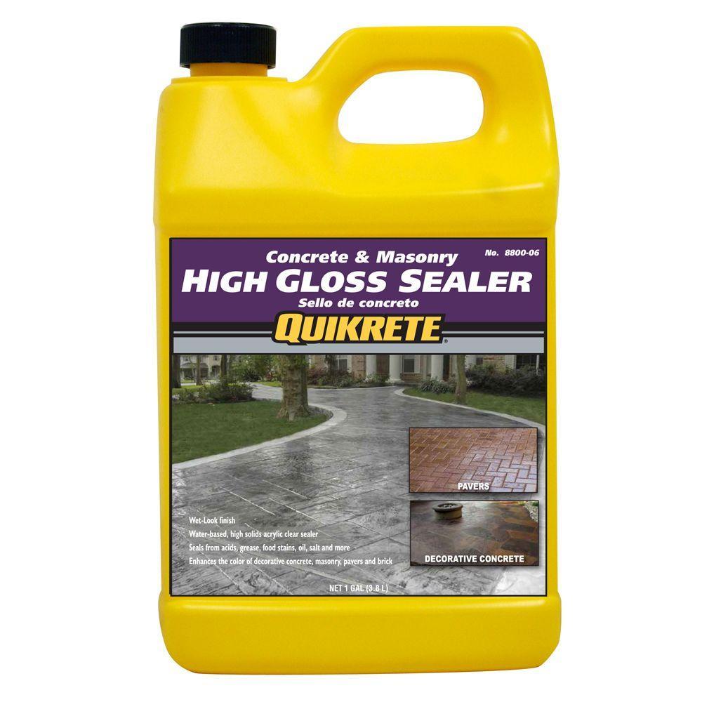 Quikrete Self Leveling Concrete