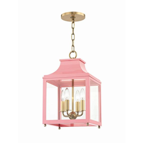 pendant lighting pink # 35