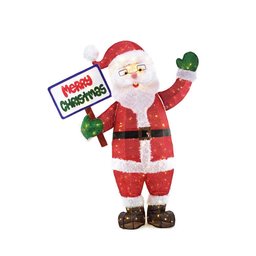 Home Accents Santa Claus