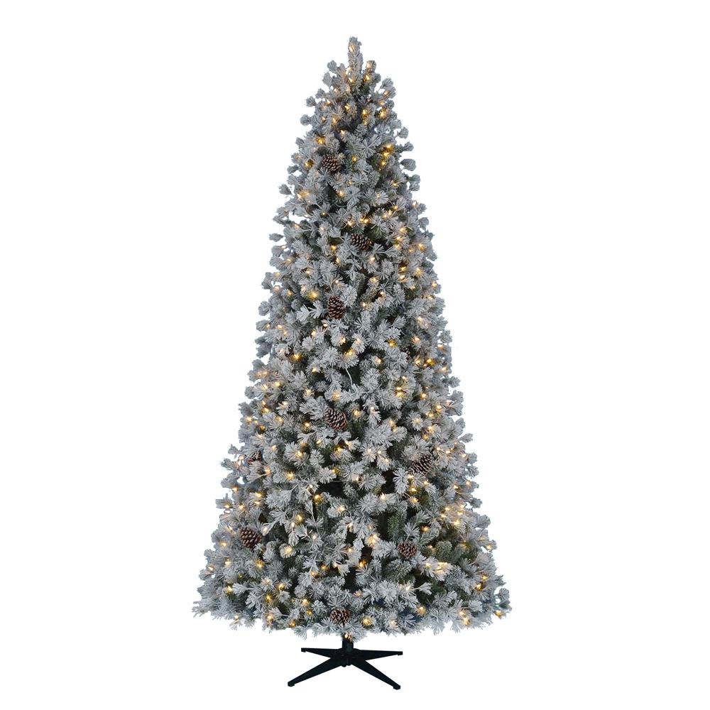 Home Accents White Christmas Tree