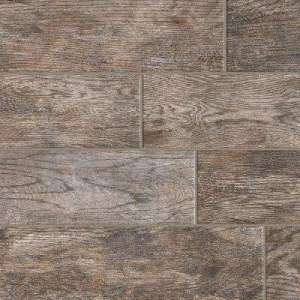 Wood   Porcelain Tile   Tile   The Home Depot Glazed Porcelain Floor and Wall Tile