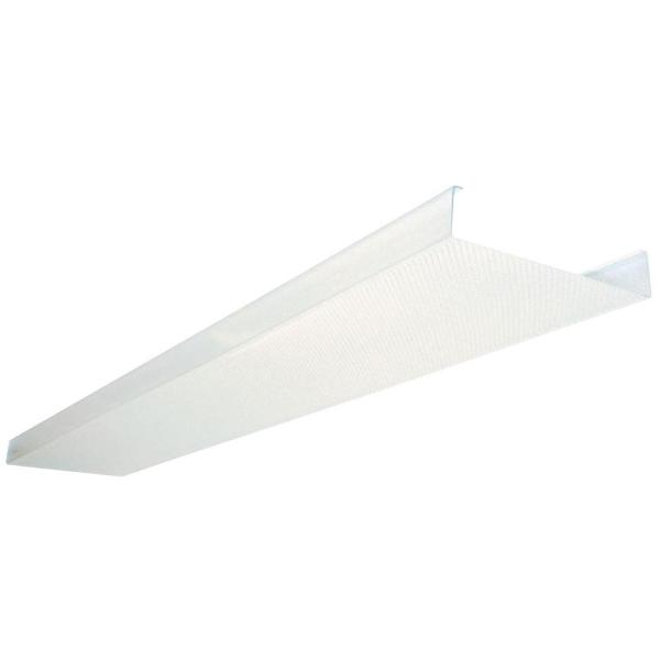 Lithonia Lighting 4 ft  Replacement Lens DSB48 M4   The Home Depot Lithonia Lighting 4 ft  Replacement Lens