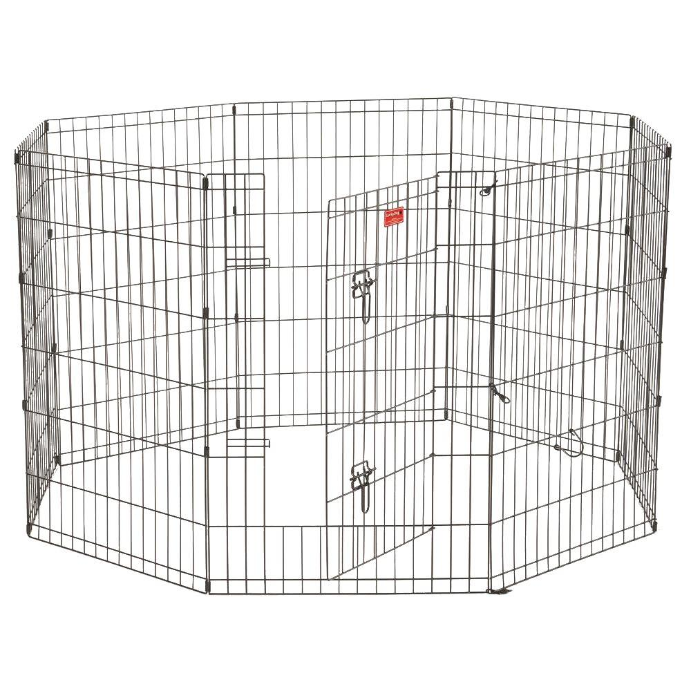 Lucky Dog 36 In High Heavy Duty Dog Exercise Pen With