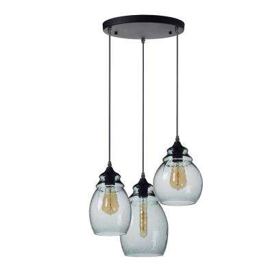 industrial cluster pendant lighting # 12