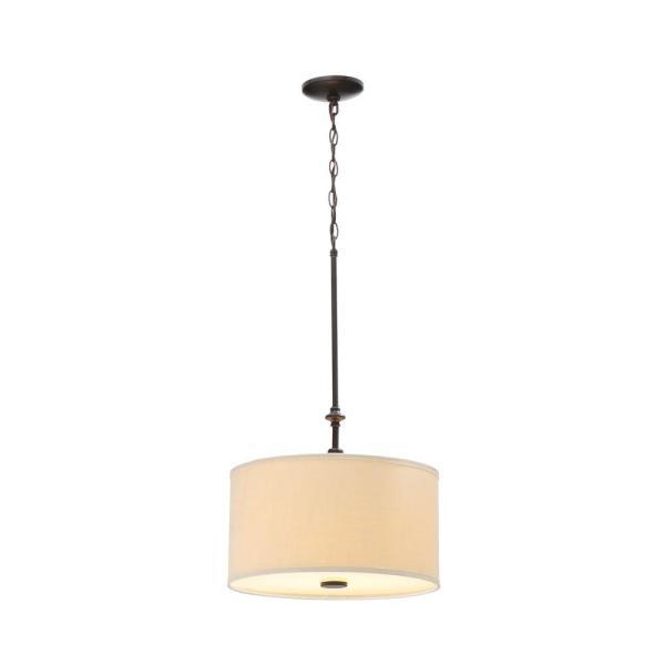 drum shade mini pendant light # 7