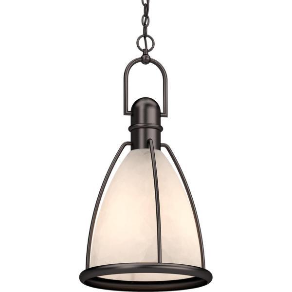lantern pendant with shade # 27